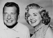 Phil Harris and Alice Faye