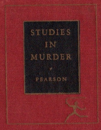 Studies in Murder