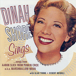 Dinah Shore Sings