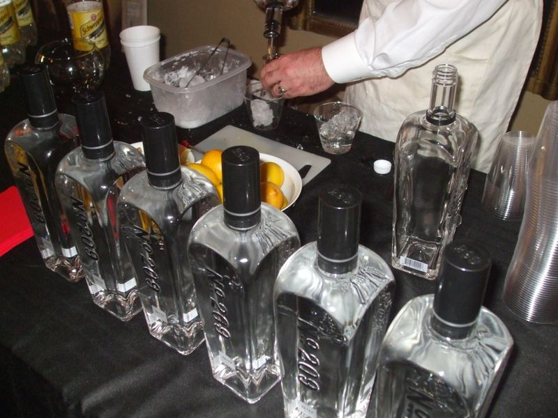 In the booze line-No 209 gin